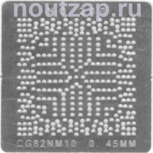 Трафареты для БГА микросхем